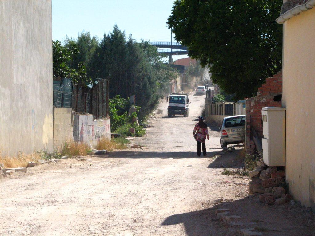 Chemin de la Cañada Real